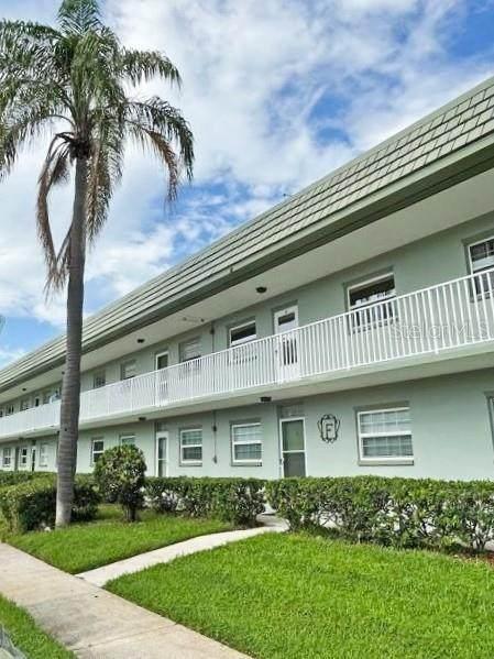 1433 S Belcher Road F16, Clearwater, FL 33764 (MLS #U8129889) :: Premium Properties Real Estate Services
