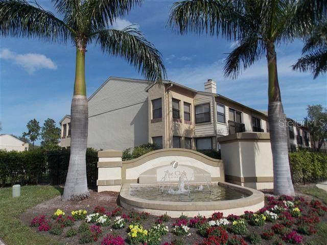 1945 Pelican Landing Boulevard #615, Clearwater, FL 33762 (MLS #U8130818) :: CGY Realty