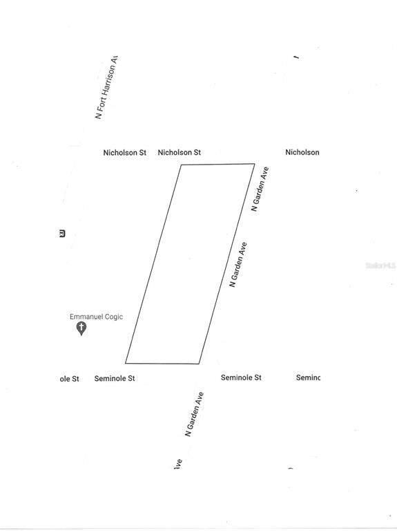 509 Nicholson Street, Clearwater, FL 33755 (MLS #U8130945) :: Charles Rutenberg Realty
