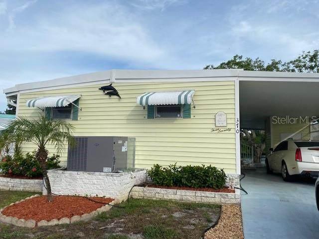 370 Mount Oak Avenue NE #751, St Petersburg, FL 33702 (MLS #U8131346) :: Dalton Wade Real Estate Group
