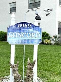 5969 Terrace Park Drive N #206, St Petersburg, FL 33709 (MLS #U8131835) :: Stellar Home Sales