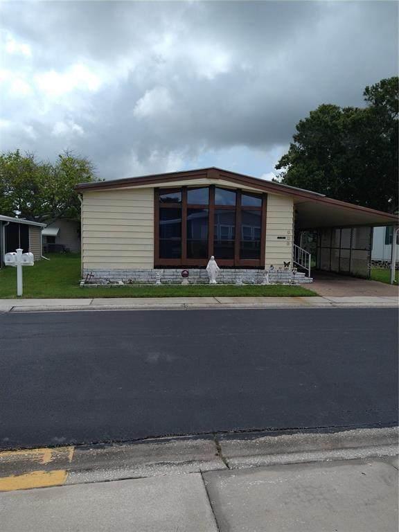 12100 Seminole Boulevard #353, Largo, FL 33778 (MLS #U8132151) :: The Brenda Wade Team