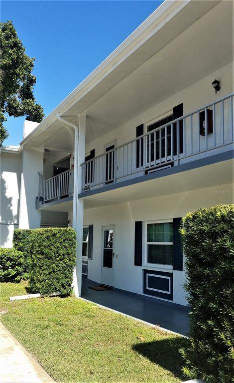 600 Glennes Lane #107, Dunedin, FL 34698 (MLS #U8132195) :: Carmena and Associates Realty Group