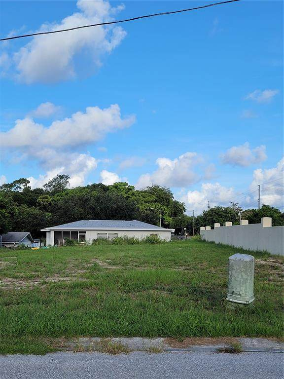 Lot 1 Taylor Court, New Port Richey, FL 34652 (MLS #U8132269) :: Realty Executives