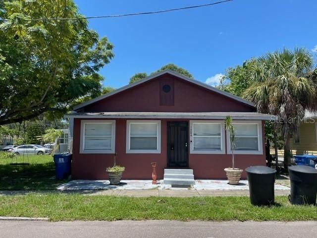1204 10TH Street N, St Petersburg, FL 33705 (MLS #U8133058) :: Zarghami Group