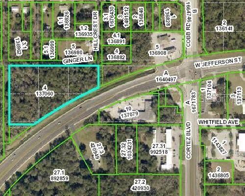 Cortez Boulevard, Brooksville, FL 34601 (MLS #U8133347) :: The Hustle and Heart Group