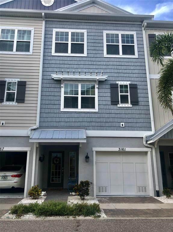3161 S Moorings Drive S, St Petersburg, FL 33712 (MLS #U8134732) :: Zarghami Group