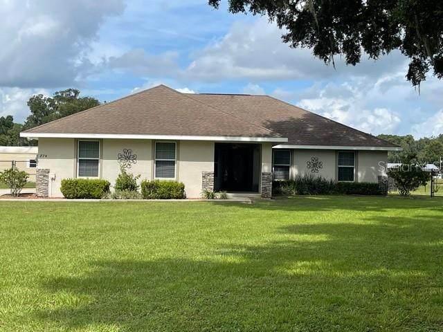874 Sr 471, Sumterville, FL 33585 (MLS #U8136864) :: Expert Advisors Group
