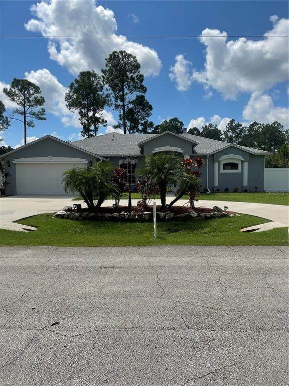 29 Red Mill Drive, Palm Coast, FL 32164 (MLS #U8137297) :: Gate Arty & the Group - Keller Williams Realty Smart