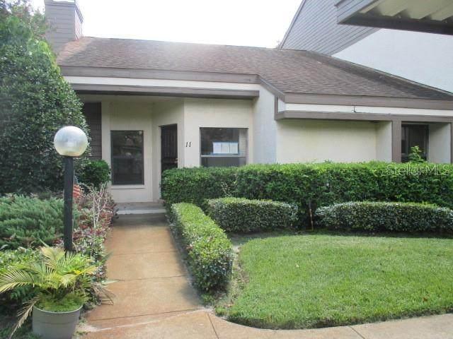 2839 Countrybrook Drive #11, Palm Harbor, FL 34684 (MLS #U8137323) :: Zarghami Group