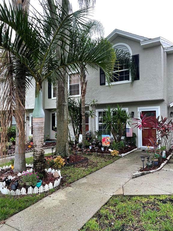 2171 Fox Chase, Palm Harbor, FL 34683 (MLS #U8137339) :: Godwin Realty Group