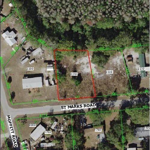 Saint Marks Road, Land O Lakes, FL 34638 (MLS #U8137950) :: Delgado Home Team at Keller Williams