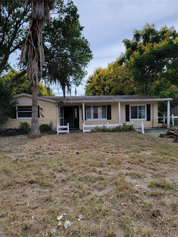 7214 Country Club Drive, Hudson, FL 34667 (MLS #U8138808) :: Everlane Realty
