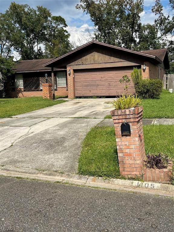 1105 Turtle Creek Drive S, Jacksonville, FL 32218 (MLS #U8139694) :: Lockhart & Walseth Team, Realtors