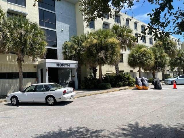 701 S Madison Avenue #213, Clearwater, FL 33756 (MLS #U8140171) :: Florida Real Estate Sellers at Keller Williams Realty