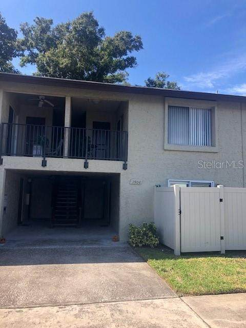 4215 E Bay Drive 1506D, Clearwater, FL 33764 (MLS #U8140717) :: The Robertson Real Estate Group