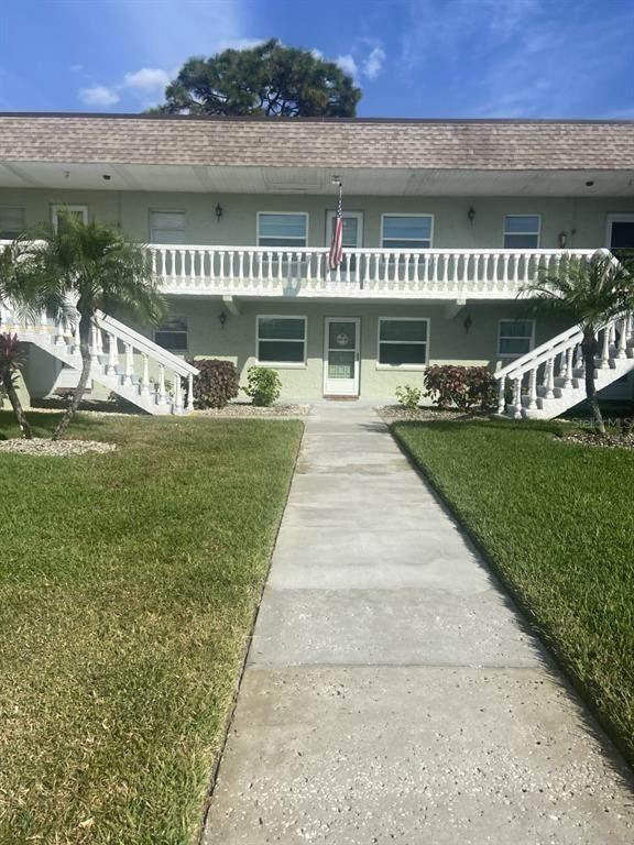 1250 S Pinellas Avenue #701, Tarpon Springs, FL 34689 (MLS #U8140920) :: The Kardosh Team