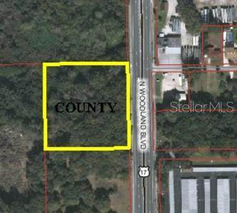 1816 N Woodland Boulevard, Deland, FL 32720 (MLS #V4719957) :: MVP Realty