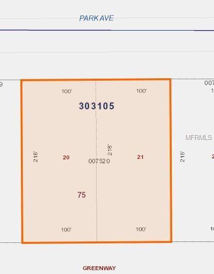 209 W Park Avenue, Lake Wales, FL 33855 (MLS #V4723618) :: KELLER WILLIAMS CLASSIC VI