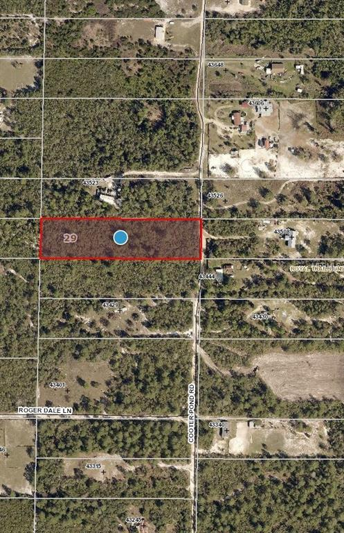 Cooter Pond Road, Deland, FL 32720 (MLS #V4900251) :: NewHomePrograms.com LLC