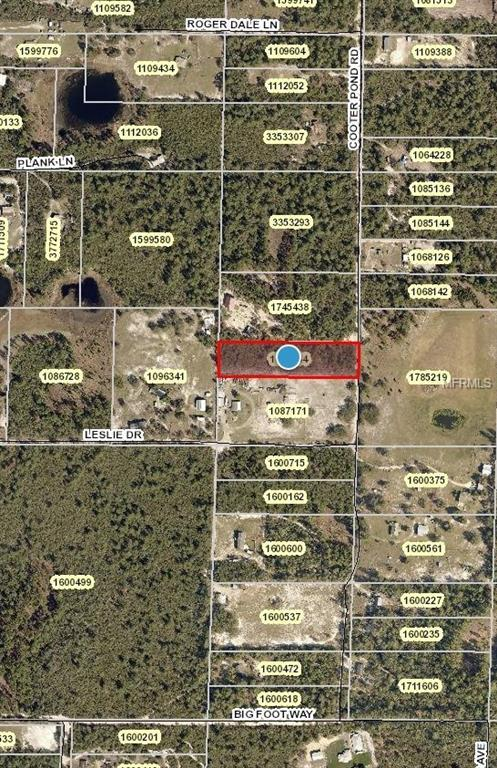 Cooter Pond Road, Deland, FL 32720 (MLS #V4900953) :: The Price Group