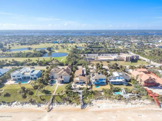 333 Ocean Shore Boulevard, Ormond Beach, FL 32176 (MLS #V4901351) :: Team Pepka
