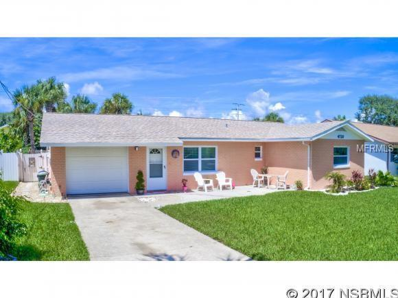 4720 Dixie Drive, Ponce Inlet, FL 32127 (MLS #V4901469) :: The Lockhart Team