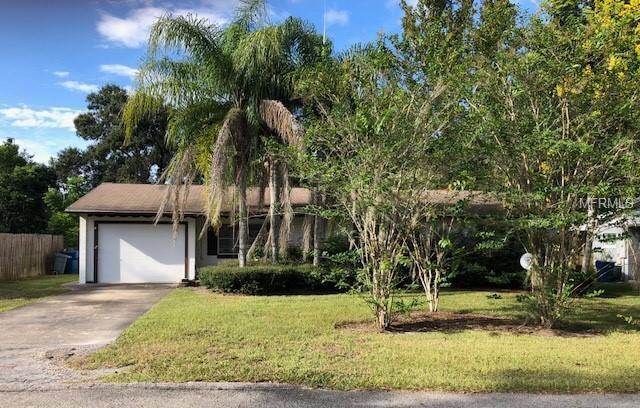 729 E Grove Place, Deland, FL 32724 (MLS #V4903241) :: Team Bohannon Keller Williams, Tampa Properties
