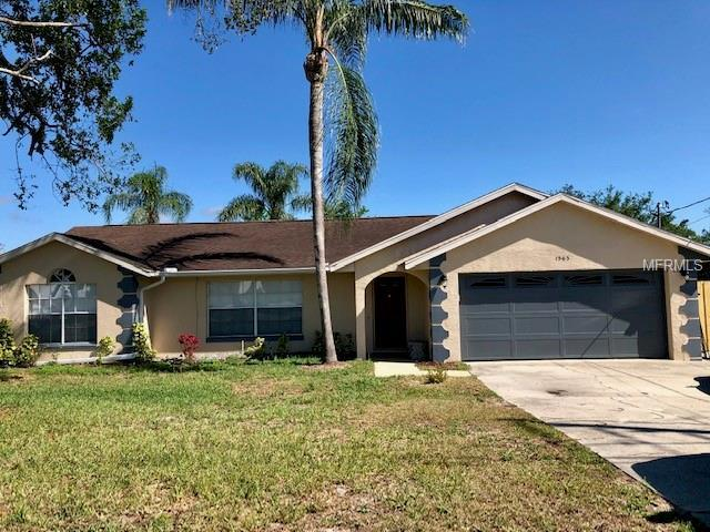 1363 S Seagate Drive, Deltona, FL 32725 (MLS #V4906706) :: Premium Properties Real Estate Services