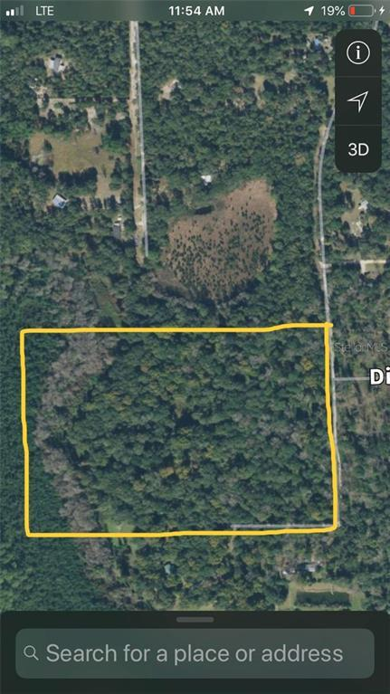 Browns Hammock Road, Crescent City, FL 32112 (MLS #V4908346) :: Team Bohannon Keller Williams, Tampa Properties