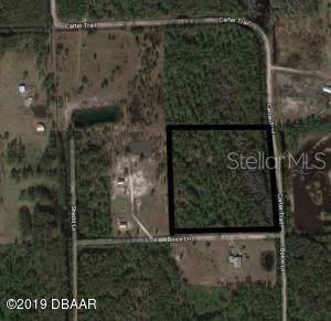 945 Boice Lane, Ormond Beach, FL 32174 (MLS #V4908874) :: Paolini Properties Group