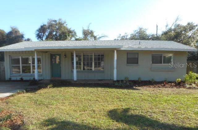 107 Rains Drive, Ponce Inlet, FL 32127 (MLS #V4911689) :: Florida Life Real Estate Group
