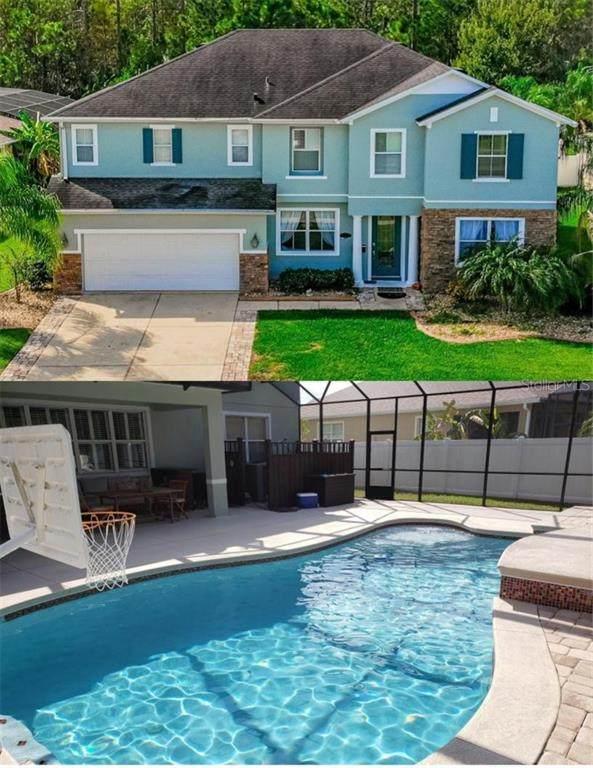 124 Springberry Court, Daytona Beach, FL 32124 (MLS #V4912323) :: Homepride Realty Services
