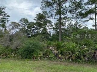 3467 Coachman Drive, Deltona, FL 32738 (MLS #V4914011) :: Dalton Wade Real Estate Group
