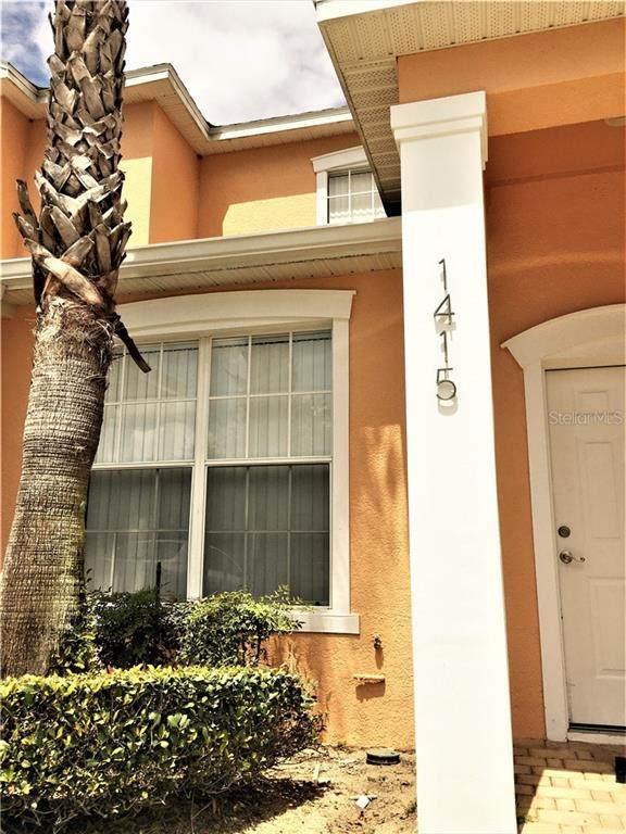 1415 Retreat Circle, Clermont, FL 34714 (MLS #V4914232) :: Team Bohannon Keller Williams, Tampa Properties
