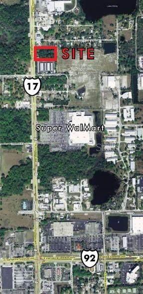 1819 N Woodland Boulevard, Deland, FL 32720 (MLS #V4914773) :: KELLER WILLIAMS ELITE PARTNERS IV REALTY