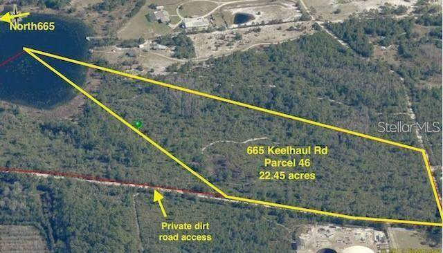 665 Keelhaul Lot#46 Road, Osteen, FL 32764 (MLS #V4915974) :: Griffin Group