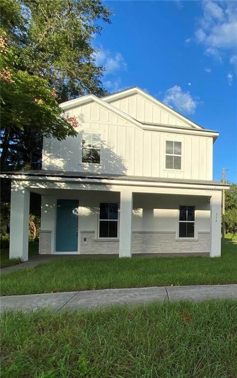 801 Cypress Avenue, Sanford, FL 32771 (MLS #V4916468) :: Sarasota Gulf Coast Realtors