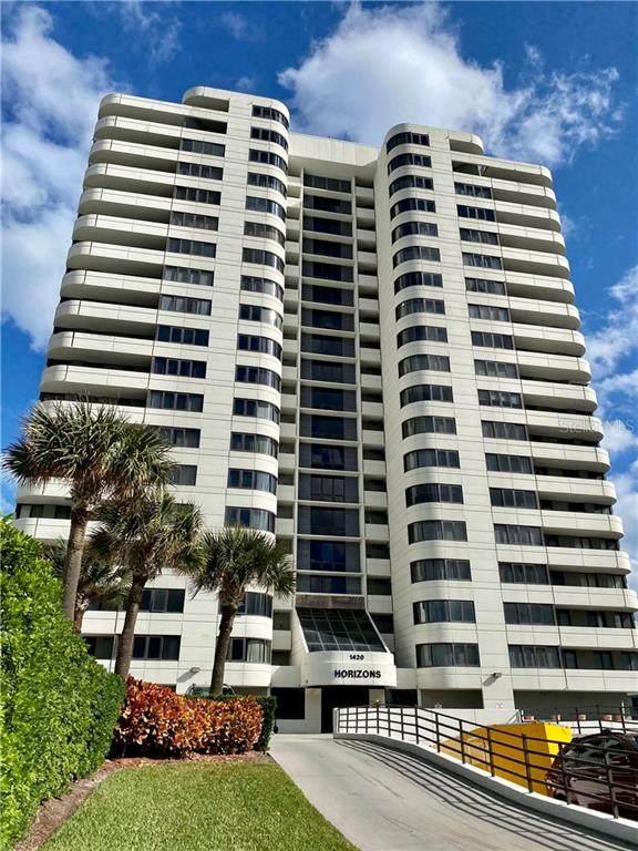 1420 N Atlantic Avenue #201, Daytona Beach, FL 32118 (MLS #V4917175) :: Charles Rutenberg Realty