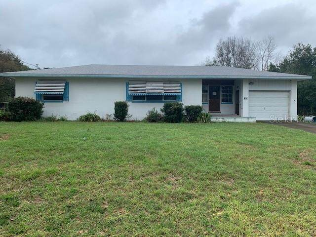 54 Magnolia Drive, Debary, FL 32713 (MLS #V4917984) :: Young Real Estate