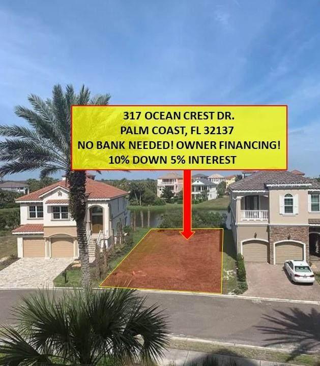 317 Ocean Crest Drive, Palm Coast, FL 32137 (MLS #V4918774) :: Lockhart & Walseth Team, Realtors