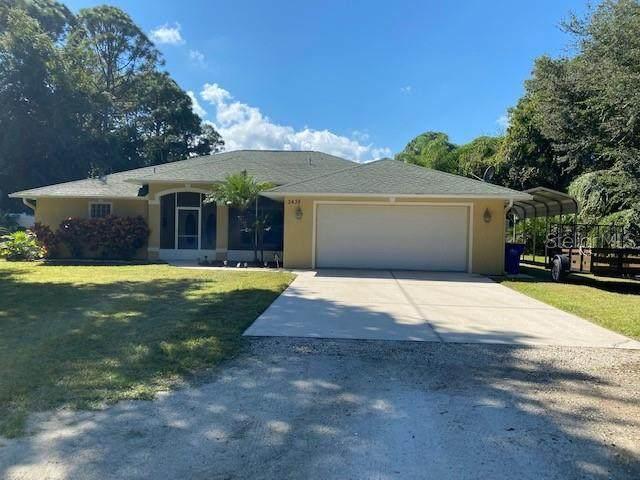 2438 Swordfish Lane, Edgewater, FL 32141 (MLS #V4921624) :: Florida Real Estate Sellers at Keller Williams Realty
