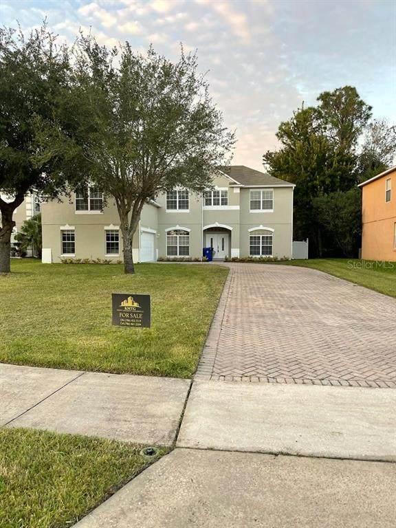 115 Doe Run Drive, Winter Garden, FL 34787 (MLS #V4921787) :: Century 21 Professional Group