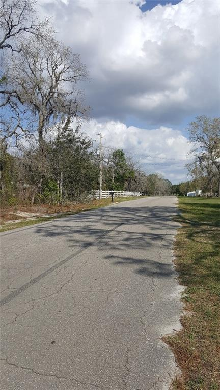 0 Todd Trail, Spring Hill, FL 34610 (MLS #W7638567) :: The Duncan Duo Team