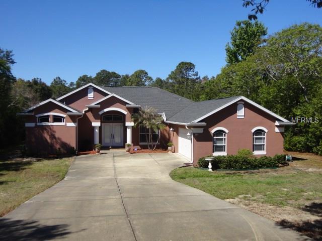 5311 Suwannee Road, Weeki Wachee, FL 34607 (MLS #W7638585) :: Griffin Group