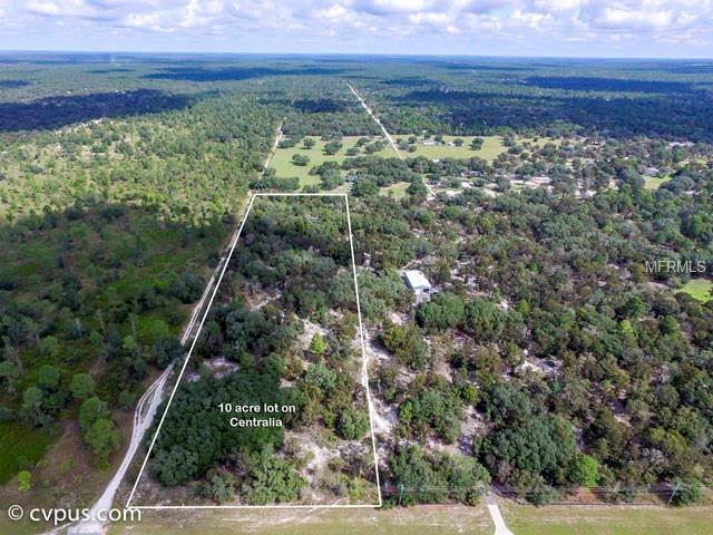 0 Centralia Road, Weeki Wachee, FL 34614 (MLS #W7639054) :: Griffin Group