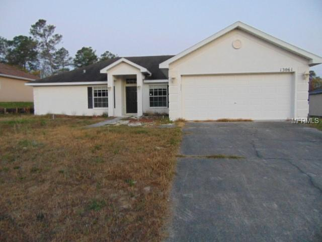 13061 Hanley Drive, Spring Hill, FL 34609 (MLS #W7800413) :: G World Properties