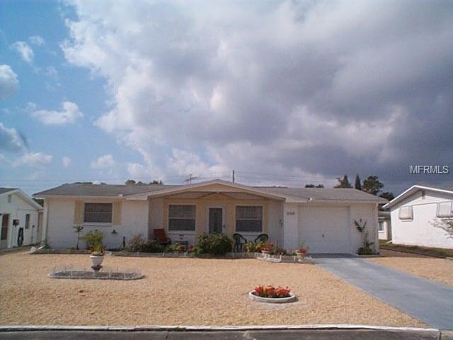 5314 Swallow Drive, New Port Richey, FL 34652 (MLS #W7800420) :: RealTeam Realty