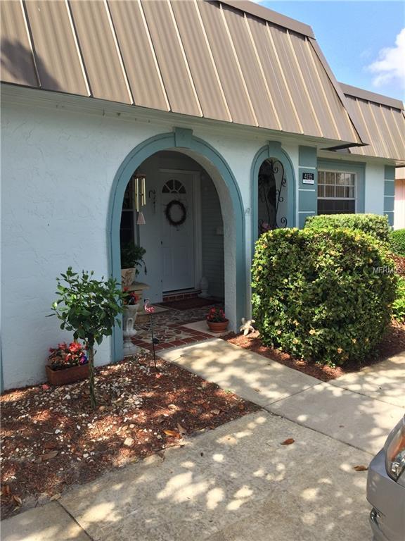 4135 Stratford Drive #2, New Port Richey, FL 34652 (MLS #W7800623) :: Team Bohannon Keller Williams, Tampa Properties