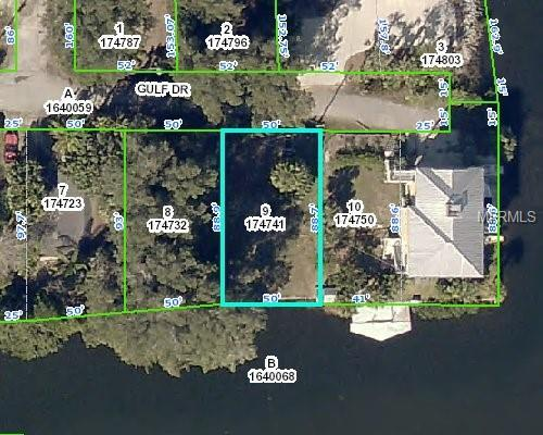 LOT 9 Gulf Drive, Spring Hill, FL 34607 (MLS #W7800651) :: Griffin Group